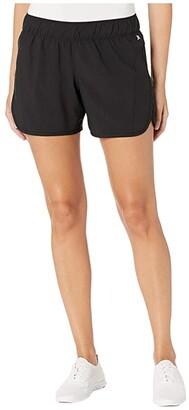 Hurley 5 Supersuede Beachrider (Black) Women's Swimwear
