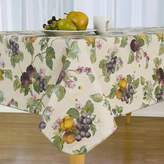 """Everyday Luxuries Elrene Home Fashions Fresco Fruit Tablecloth 60"""" X 102"""" Oblong"""