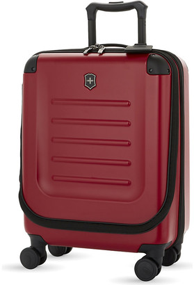 Victorinox Red Spectra 2.0 Expandable Cabin Suitcase, Size: 55cm