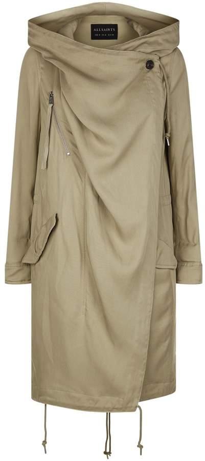 AllSaints Portere Parka Coat