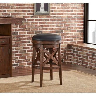 "American Heritage Bristol 30"" Swivel Bar Stool"