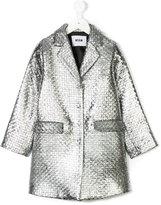 MSGM woven coat