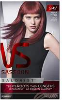 Vidal Sassoon Salonist Hair Colour Permanent Color Kit (PACKAGING MAY VARY)