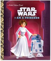 """Star Wars I am a Princess"""" Little Golden Book®"""