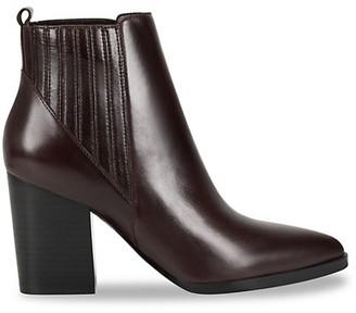 Marc Fisher Alva Leather Booties