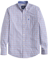 Joules Hensley Check Slim Fit Poplin Shirt, Multi