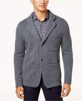 Tasso Elba Men's Lambswool Jacket, Created for Macy's