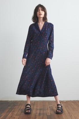 Thakoon Silk Shirt Dress