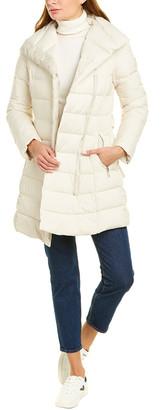 Tahari Kim Puffer Coat