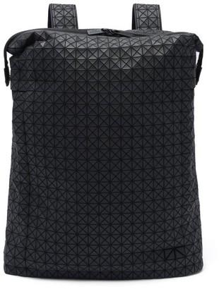 Bao Bao Issey Miyake Sailer Coated-cotton Backpack - Black