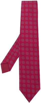 Hermes 2000's Pre-Owned Geometric Tie