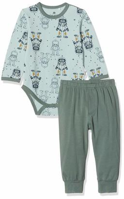 CeLaVi Baby Boys Pyjamas Set in Weicher Qualitat