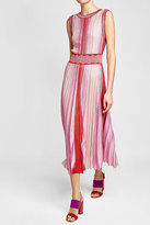 Missoni Knit Dress with Metallic Thread