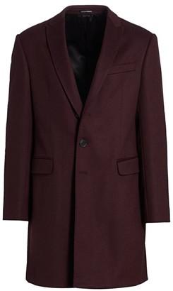 Emporio Armani Wool & Cashmere Coat