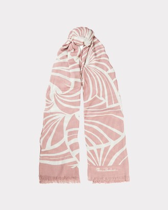 Florence Broadhurst - Women's Scarves - Japanese Fans Scarf - Size One Size at The Iconic