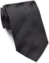 HUGO BOSS Silk Tonal Diagonal Stripes Tie