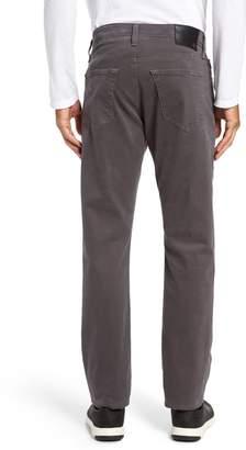 AG Jeans Everett SUD Print Slim Straight Pants