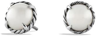 David Yurman Petite Chatelaine Stone Earrings