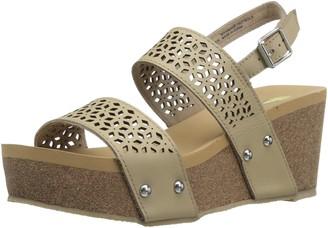Volatile Women's Danna Wedge Sandal