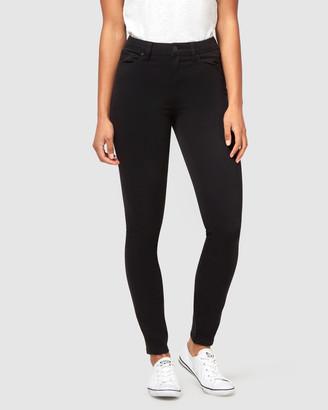 Jeanswest Skinny Jeans Black Night