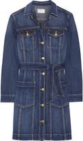 Current/Elliott Dorothy denim shirt dress