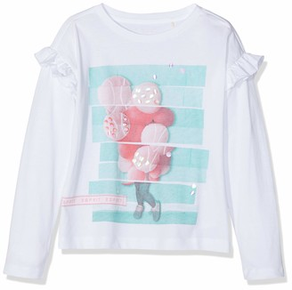 Esprit Girl's Rp1007307 T-Shirt Long Sleeves Top