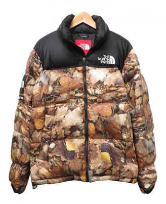Supreme Brown Synthetic Jackets
