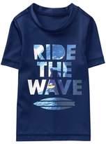 Crazy 8 Ride The Wave Rash Guard