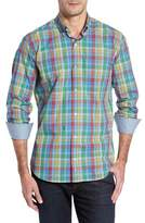 Tailorbyrd Men's Belmont Check Sport Shirt