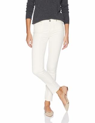 AG Jeans Women's Prima Corduroy Cigarette Leg