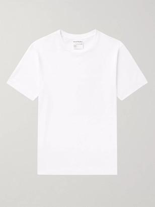 Acne Studios Slim-Fit Organic Cotton-Jersey T-Shirt