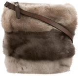 Brunello Cucinelli Mink Crossbody Bag