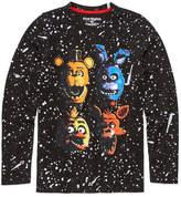 Novelty T-Shirts Freddy's Graphic T-Shirt-Big Kid Boys