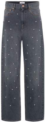 Etoile Isabel Marant Isabel Marant, étoile Curt studded jeans