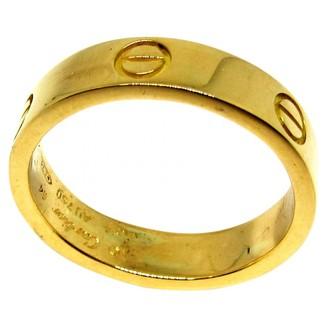 Cartier Love Yellow Yellow gold Jewellery