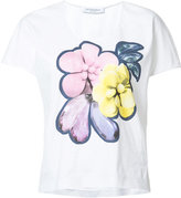 Viktor & Rolf floral print T-shirt - women - Cotton - XS