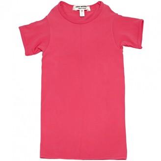 Junya Watanabe Pink Cotton Tops