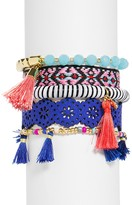 BaubleBar Mahala Bracelets - Set of 5