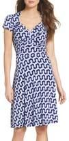 Leota Sweetheart Printed Dress