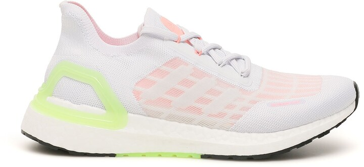adidas ULTRABOOST S.RDY SNEAKERS 5 White, Yellow, Pink Technical