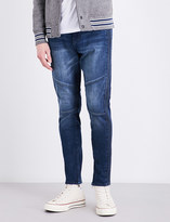 True Religion Racer relaxed-fit skinny jeans
