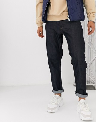 G Star G-Star Ryck 3D straight tapered fit jeans in raw denim