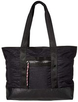 Rebecca Minkoff Downtown Nylon Tote (Black) Handbags