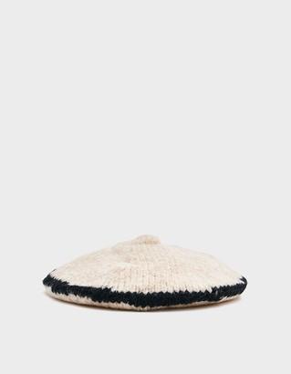 Yin & Yang Paloma Wool Women's Tere Yin Yang Hat in Black/White