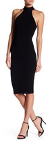 Jay Godfrey Ribbed Bodycon Dress