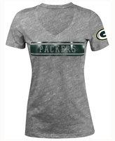 5th & Ocean Women's Green Bay Packers Touchback LE T-Shirt