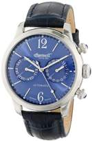 Ingersoll Automatic Men's Watch IN8009BL with Dark Blue Leather Strap