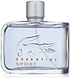 Lacoste Essential Sport Eau de Toilette for Men, 4.2 fl. oz.