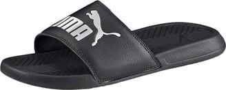Puma Unisex Adult Popcat Beach & Pool Shoes
