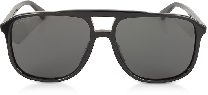 7adadbaacf Frames Men Gucci Rectangular - ShopStyle